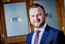 Sam Pedley has been promoted to the position of partner at mfg Solicitors