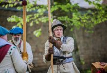 Take in the sights, smells and sounds of Civil War England