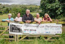 The Arts Alive team