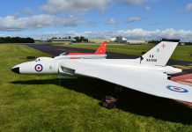 This year's event will have a Cold War flying theme with model aircraft including a 20ft Vulcan bomber