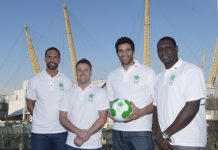 Rio Ferdinand, Michael Owen, David James and Emile Heskey are just some of the stars taking part