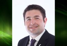 Cllr Shaun Davies, leader of Telford & Wrekin Council