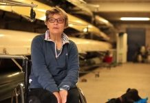 Rebecca Hewitt talks about her experiences of para-sailing