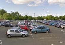 Frankwell car park in Shrewsbury. Photo: Google Street View