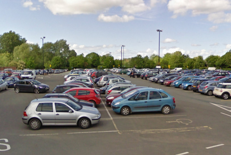 Car Parking Shrewsbury Frankwell