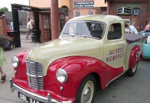 Around 150 vehicles from the 1920s up to the 2000's will be on display all along the line