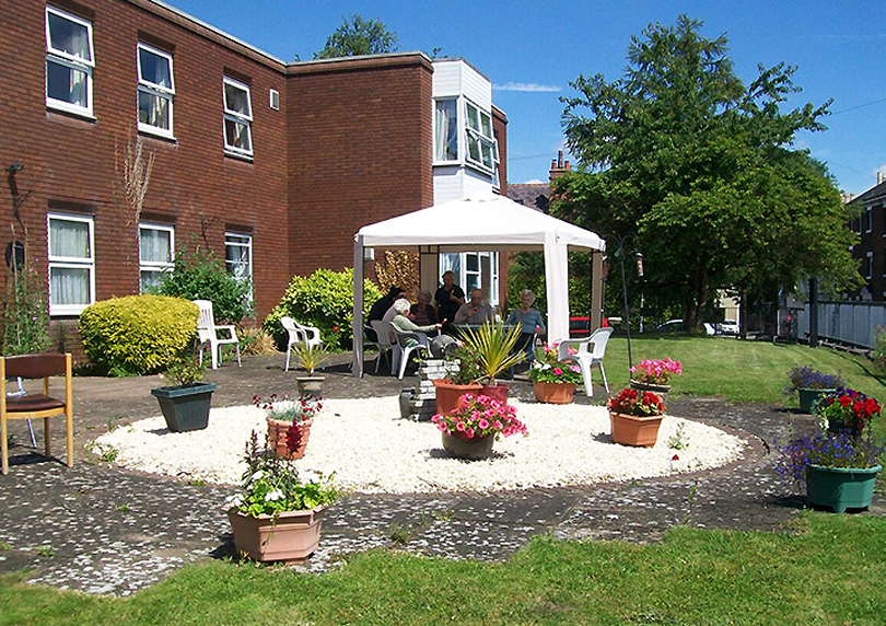 Shrewsbury Care Home Receives Glowing Report