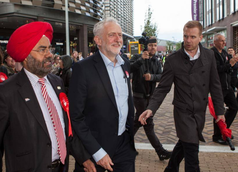 Labour leader Jeremy Corbyn to visit Telford today