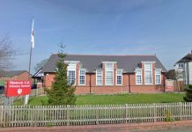 Tilstock CE Primary School. Photo: Google Street View