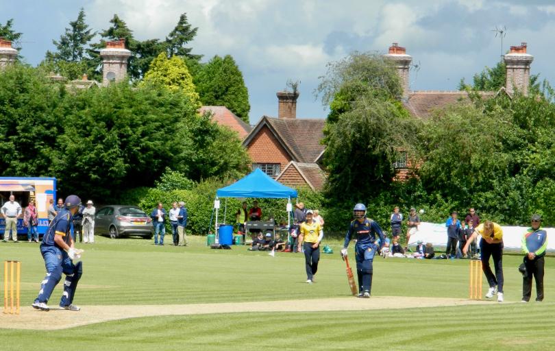 Bridgnorth's Cricket Meadow ground will host Shropshire's final Unicorns Championship match of the season against Wiltshire