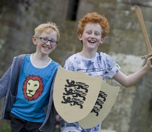 Enjoy historical fun this August Bank Holiday Weekend Photo: English Heritage