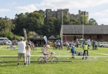 The fourth Ludlow Cycling Festival takes place on Sunday 17th September