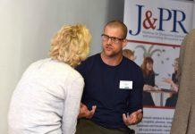 James Tomlinson of J&PR hosting a previous course