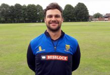 Shrewsbury batsman Will Parton guided Shropshire to victory with an unbeaten 73