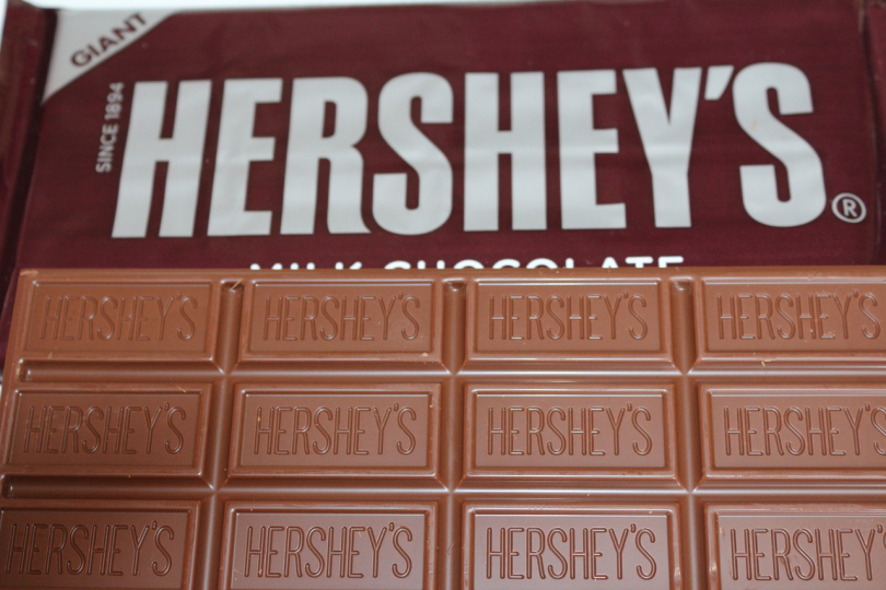 Hershey's is just one of the brands on offer