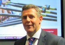 Energize chief executive Chris Child
