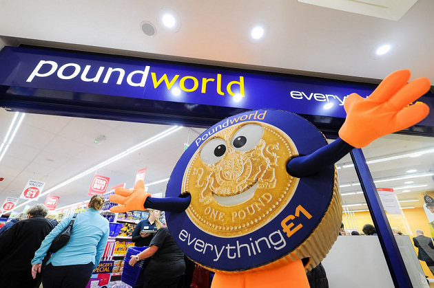 More Scottish store closures at Poundworld