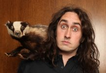 Ross Noble will be bringing his new tour to Theatre Severn in 2018