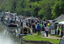 The Norbury Canal Festival