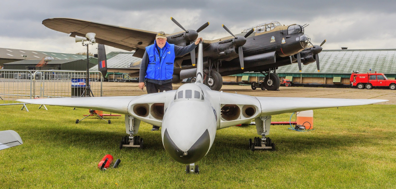 Tickets Go On Sale For Raf Cosford Large Model Aircraft