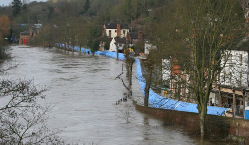 Flood-hit communities in England, Wales brace for more rain