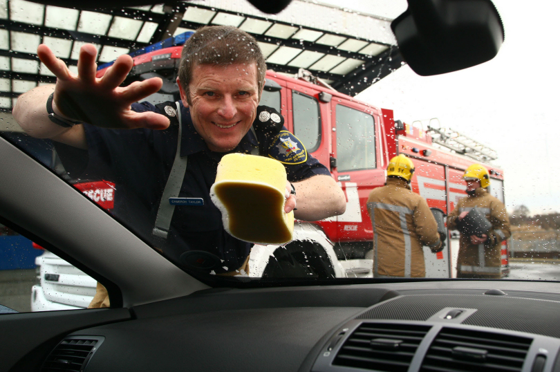 Shropshire Firefighters To Take Part In Charity Car Wash