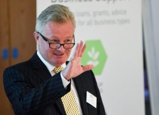 Paul Hinkins, current Chair of the Board