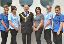 Mayor of Shrewsbury - Busy Bees Nursery