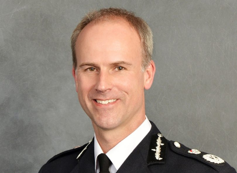 Anthony Bangham, Chief Constable for West Mercia Police