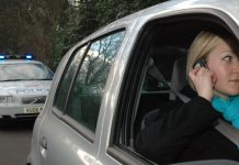 Police are continuing to target drivers who use their mobile phone at the wheel