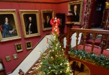 Step back in time and see Sunnycroft at Christmas