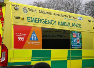 The new ambulances are some of the most sophisticated emergency vehicles in the world. Photo: West Midlands Ambulance Service
