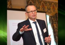 Glynn Jones, deputy agent for The Bank of England in the West Midlands and Oxfordshire region