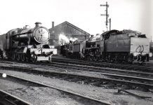 A County and a Patriot at Coleham Sheds