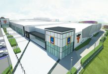 The Telford Centre's new Northern Quarter development