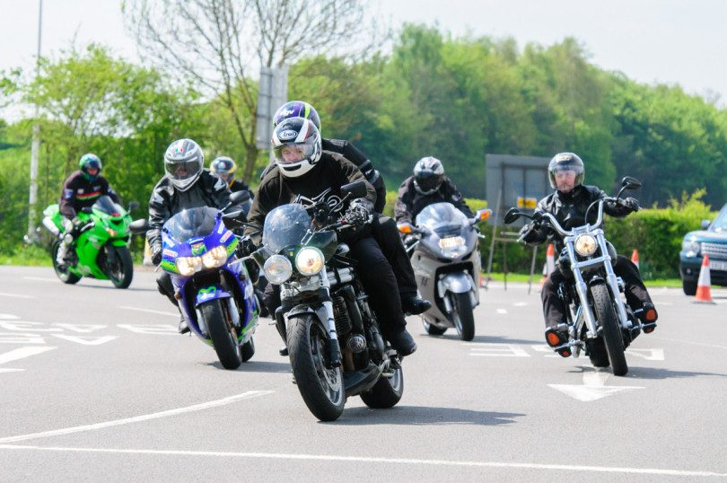Bikers will make their way from Shrewsbury to RAF Museum Cosford as part of the Bike4Life Ride Out and Festival. Photo: Steven Oliver Photography