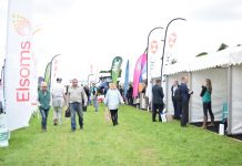 The Arable Event has proved a highly popular date in the Midlands Arable calendar