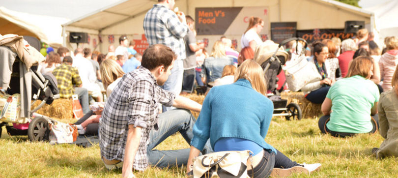 The Great British Food Festival at Weston Park 2017