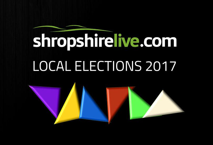 election 2017 shropshire council election results shropshire live. Black Bedroom Furniture Sets. Home Design Ideas