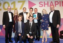 The Ascendancy team were crowned Best Small Business 2017