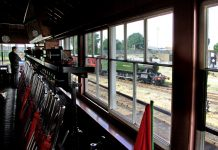 Visitors will be able to take a rare glimpse inside a signalbox