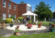 Coton Hill House, in Shrewsbury operated by Coverage Care Services