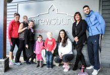 The £1 million refurbishment programme will allow The Shrewsbury Club to appeal even more to families