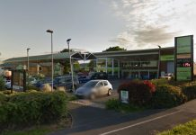 Cash was stolen from an ATM machine inside the Co-op store. Photo: Google Street View