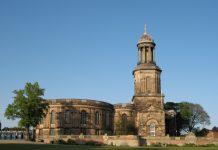 St Chad's Shrewsbury: Photo: Steve Aze
