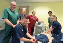 The team hope to retain their title at the European Resuscitation Congress in Germany