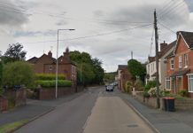 The incident took place on Finger Road in Dawley, Telford. Photo: Google Street View