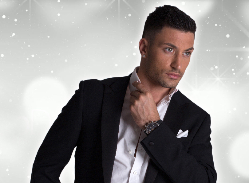 Giovanni Pernice will perform at Theatre Severn as part of a UK tour. Photo: Strictly Theatre Co