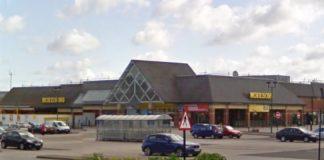 Morrisons at Maer Lane, Market Drayton. Photo: Google Street View