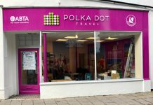 Polka Dot Travel has opened a new office on High Street in Whitchurch